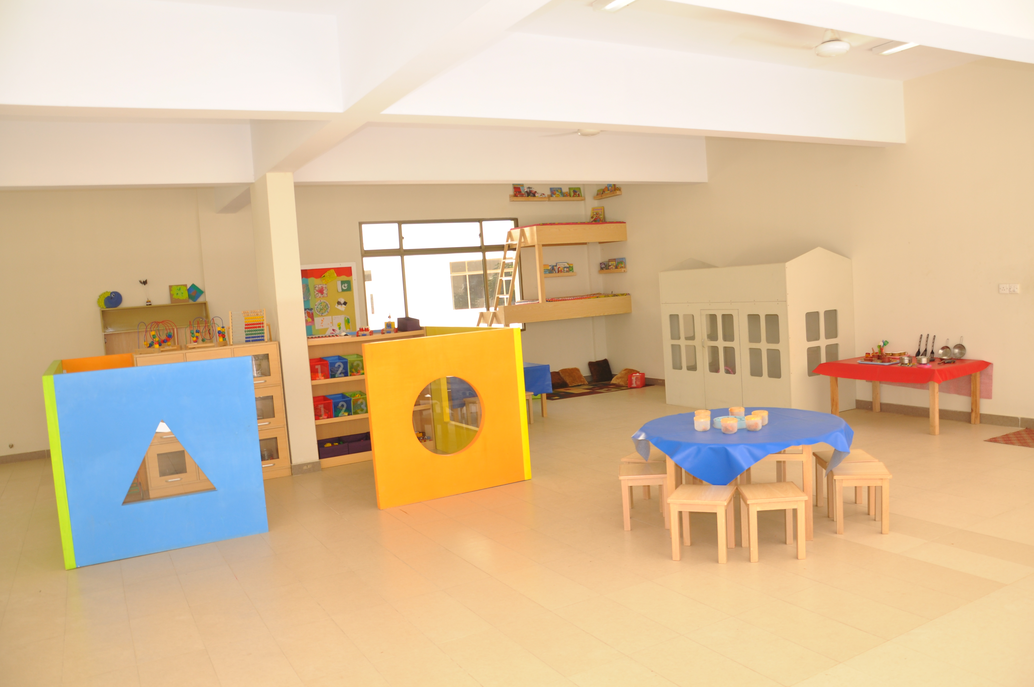 Pre Primary Section