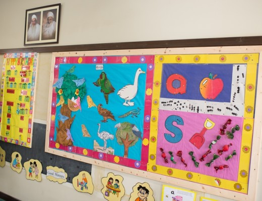 Preprimary Academics Section (3)