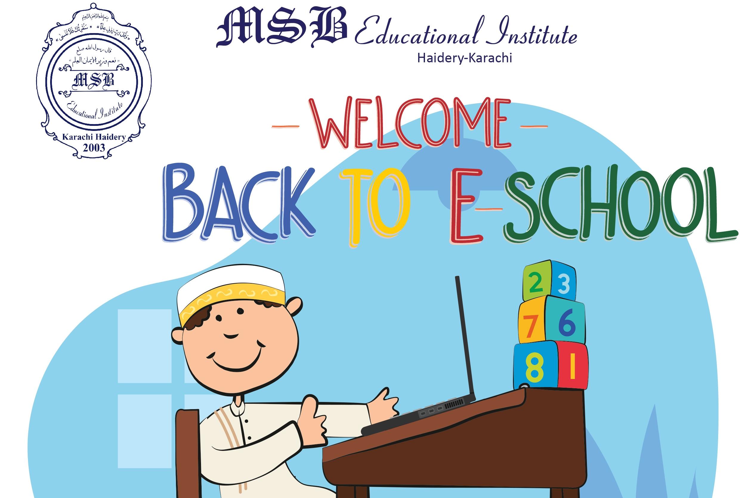 Welcome to Online School